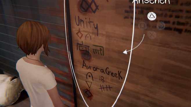 Life is Strange – Before the Storm ©Square Enix