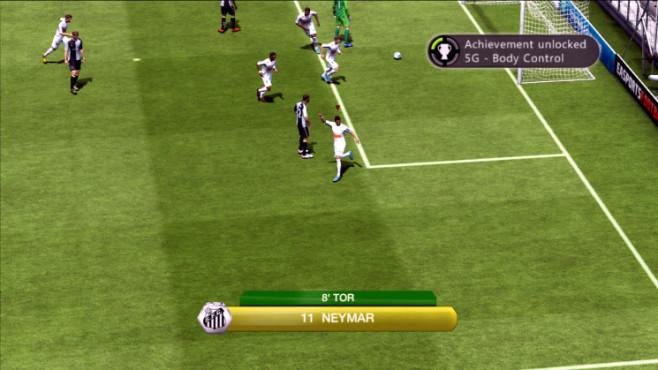 Fußballspiel Fifa 13: Copa ©Electronic Arts