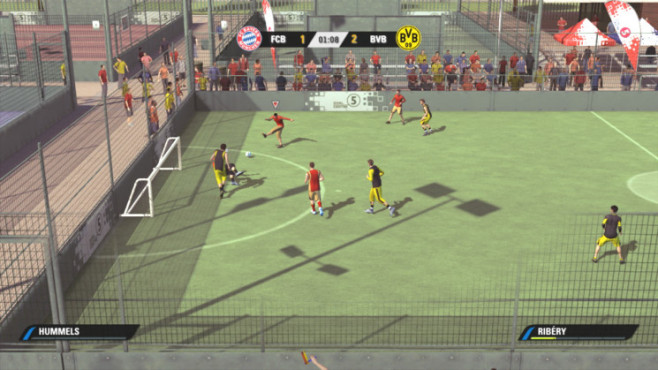 Fußballspiel Fifa 13: Futsal ©Electronic Arts