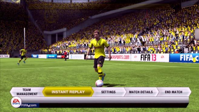 Fußballspiel Fifa 13: Götze ©Electronic Arts