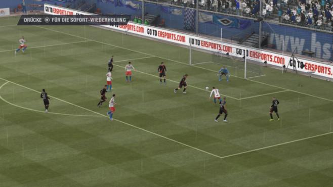 Fußballspiel Fifa 13: Muster ©Electronic Arts