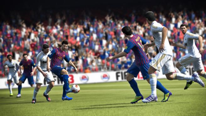 Fu�ballspiel Fifa 13: Tagesform ©Electronic Arts