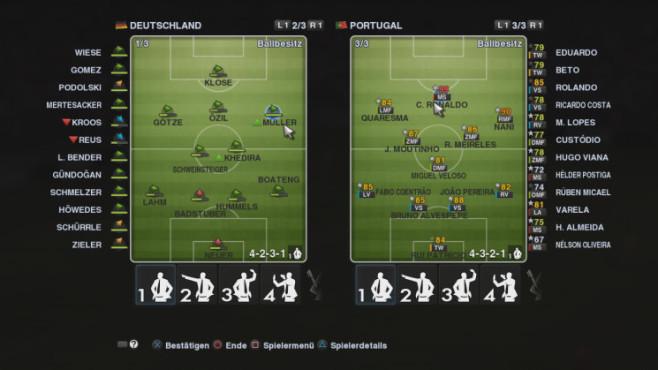 Fußballspiel Fifa 13: Verfassung ©Electronic Arts