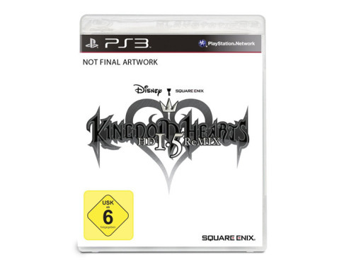 Kingdom Hearts 1.5 Remix © Square Enix