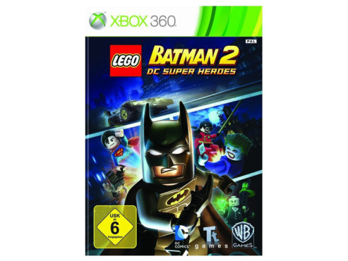 Lego Batman 2 – DC Super Heroes © Warner Interactive