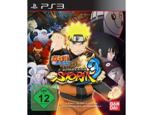 Naruto Shippuden: Ultimate Ninja Storm 3 - Day 1 Edition ©Namco Bandai
