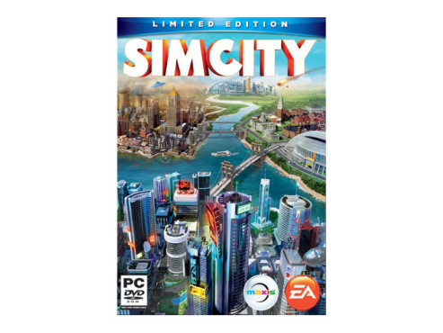 Sim City (Limited Edition) ©Electronic Arts