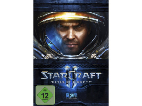 Starcraft 2 – Wings of Liberty © Blizzard Entertainment