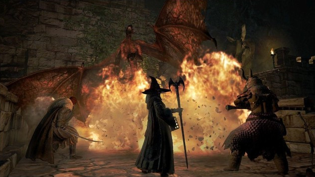 Rollenspiel Dragon's Dogma – Dark Arisen © Capcom