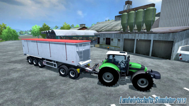 Simulation Landwirtschafts-Simulator 2013 © Astragon