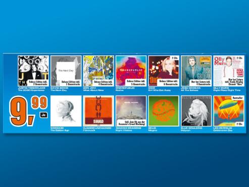 CDs ©Saturn