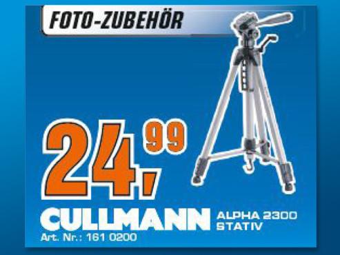 Cullmann Alpha 2300 ©Saturn