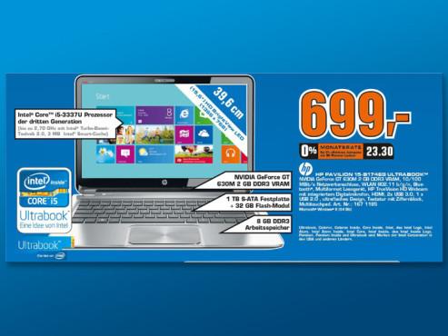 HP Notebook ©Saturn