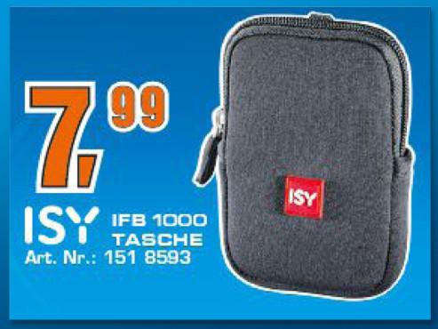 IPB-1000 Phototasche Neopren ISY ©Saturn