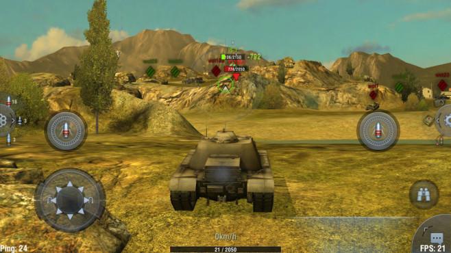 World of Tanks Blitz ©Wargaming.net