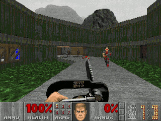 Doom 1 © id Software