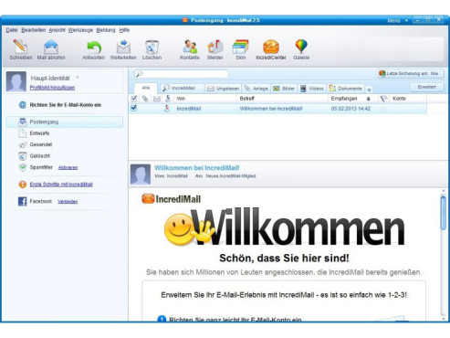 IncrediMail © COMPUTER BILD