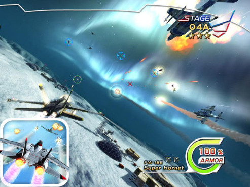 After Burner Climax © Sega