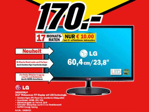 LG 24EA53VQ ©Media Markt