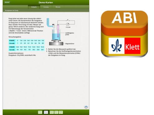 Abi-Lernbox ©Klett Lerntraining GmbH