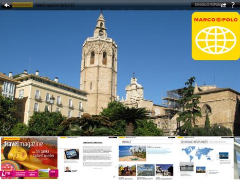 MARCO POLO travel magazine ©MAIRDUMONT