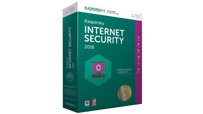 Kaspersky Internet Security 2016 © Kaspersky