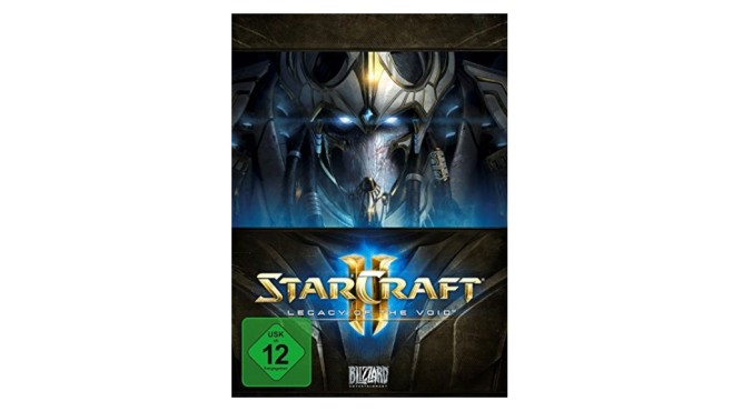 StarCraft 2: Legacy of the Void © Blizzard