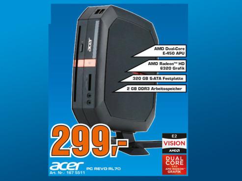 Acer Aspire RL70 REVO ©Saturn