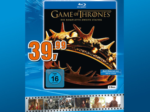 TV-Serie: Game of Thrones © Saturn