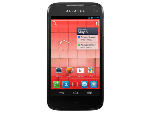 Alcatel One Touch Ultra 997D © COMPUTER BILD