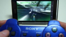 Xperia SP: PS3-Controller © Sony