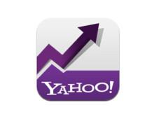 Yahoo Finance App Logo ©Yahoo