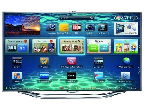 Samsung UE55ES8000 ©Samsung