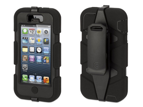 Griffin Survivor Case for iPhone 5 © Griffin