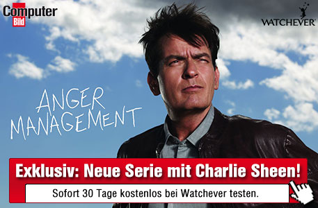 Anger Management � exklusiv auf Watchever © Watchever, Tele M�nchen Gruppe