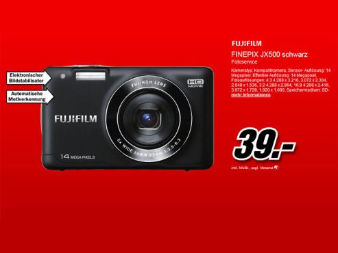 Fujifilm FinePix JX500 ©Media Markt