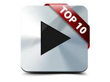 Top-10-Videos © vector_master - Fotolia.com