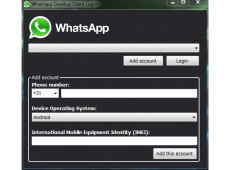 WhatsApp-Desktop-Client © Google Code