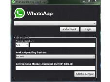 WhatsApp-Desktop-Client ©Google Code