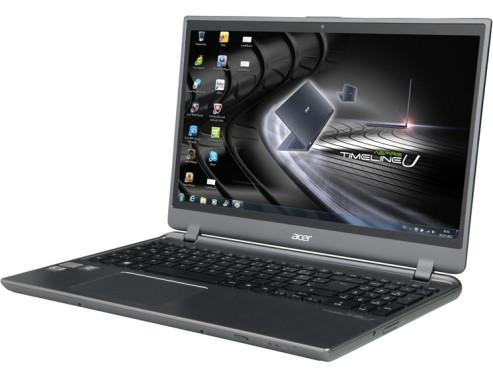 Acer Aspire M5-581TG ©COMPUTER BILD