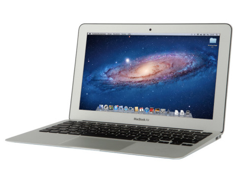 Apple MacBook Air 11'' (MD224) © COMPUTER BILD