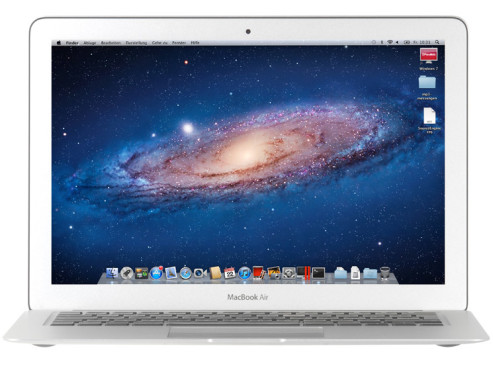 "Apple MacBook Air 13"" (MC965D/A) © COMPUTER BILD"