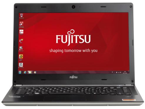 Fujitsu LifeBook UH572 ©COMPUTER BILD