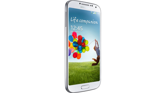Smartphone: Samsung Galaxy S4 © Amazon