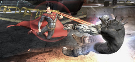 Actionspiel Injustice – Götter unter uns: Treaser © Warner Bros. Entertainment