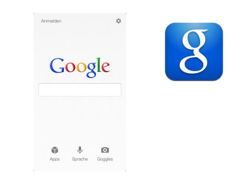 Google-Suche ©Google