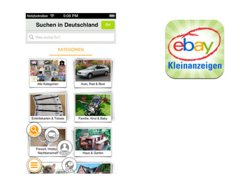eBay Kleinanzeigen ©Marktplaats BV