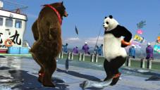 Tekken: bären ©namco bandai