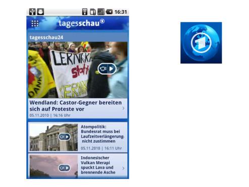 Tagesschau ©ARD-aktuell