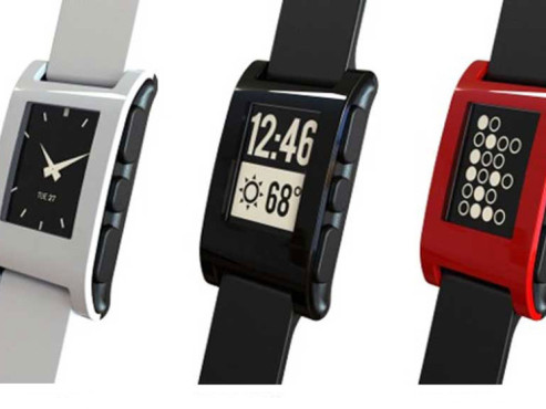Pebble - Smartwatch © Pebble